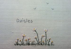 I just love daisies!